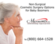 Cosmetic Surgeon Dr. Richard Buckley Comments on Recent Washington Post Article About More 65-and-Older Americans Turning to Cosmetic Surgery
