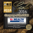 USHEALTH Group, Inc. Wins Gold in the 2016 One Planet Business and Professional Excellence Awards