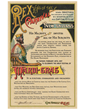 Rex, King of Carnival, and historic Krewe of Rex Issue Official Invitation to Mardi Gras