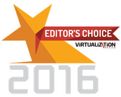5nine Manager Wins Virtualization Review Editor's Choice Award