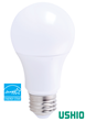 New ENERGY STAR® Certified USHIO Utopia™ 3 LED A19 Lamps