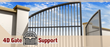 World Patent Marketing Presents 4D Gate Support, a Home Invention That Helps Protect Gates from Breaking