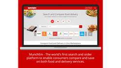 The world's first search and order platform