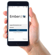 Along with the name change, the Embershot App will have a new design.