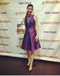 Lisa Maxbauer Price at the Readers' Favorite Awards