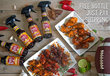 New Product Idea Giveaway - Sprayable Wing Sauce in time for NFL Playoffs