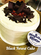 Mogollon Moose Bakery, Black Forest Cake