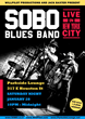 SOBO Blues Band Representing Israel This Winter in America