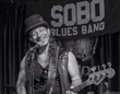 SOBO bassist and Mike's Place co-owner Assaf Ganzman