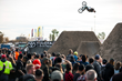 Monster Energy's Kyle Baldock Takes First Place at the Inaugural Toyota BMX Triple Challenge at the Monster Energy Supercross in Anaheim