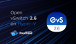 Cloudbase Solutions Announces Cloudbase Open vSwitch (OVS) 2.6 for Microsoft Windows Server and Hyper-V