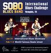 SOBO Blues Band at 2017 IBC