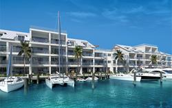 ONE Marina oceanfront marina homes