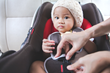 If the seat detects a baby in the seat and the temperatures become too high, it will immediately send an alert to the parents.