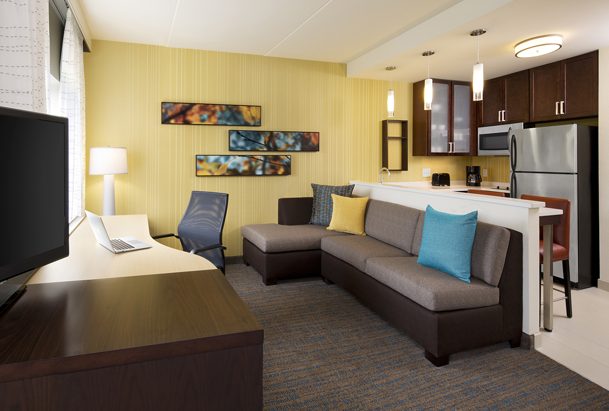 Residence inn hotel to open in plano texas for Campus suite franchise