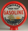 Tiwoser High Test Gasoline Single Globe Lens, Estimated at $6,000-8,000