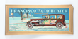 Francisco Auto Heater Tin Sign, Estimated at $1,500-3,000