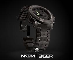 MTM 3-GER Watch