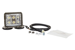 High Output LED Blasting Light with 36 Foot Cord
