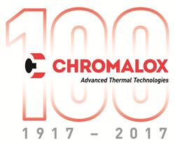 Chromolux heat strip