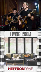 Heffron Drive Releases New Single And Music Video For Living Room From Their Newly Announced Upcoming EP