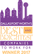 The Trade Group Named One of the Dallas/Fort Worth Best and Brightest Companies to Work for 2017