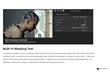 Final Cut Pro X - TransFreeze Volume 3 - Pixel Film Studios Plugin