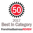 MaidPro Honored as Top Franchise for 2017