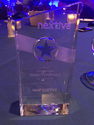 Eastern Region Direct Partner Of The Year Award