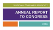 2016 Annual Report to Congress graphic