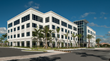 GMMI's new offices are located on the 4th floor of Pembroke Pointe A Building