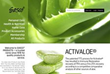 Aloe Retailer SASCO Products Completes New Website Redesign, Easing the Ordering Process for Customers