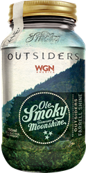 """Ole Smoky Distillery Teams with WGN America's """"Outsiders"""" for Cross Promotional Program Featuring Moonshine Inspired by the Hit Series"""