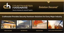 Craftmaster Hardware - Solution Secured