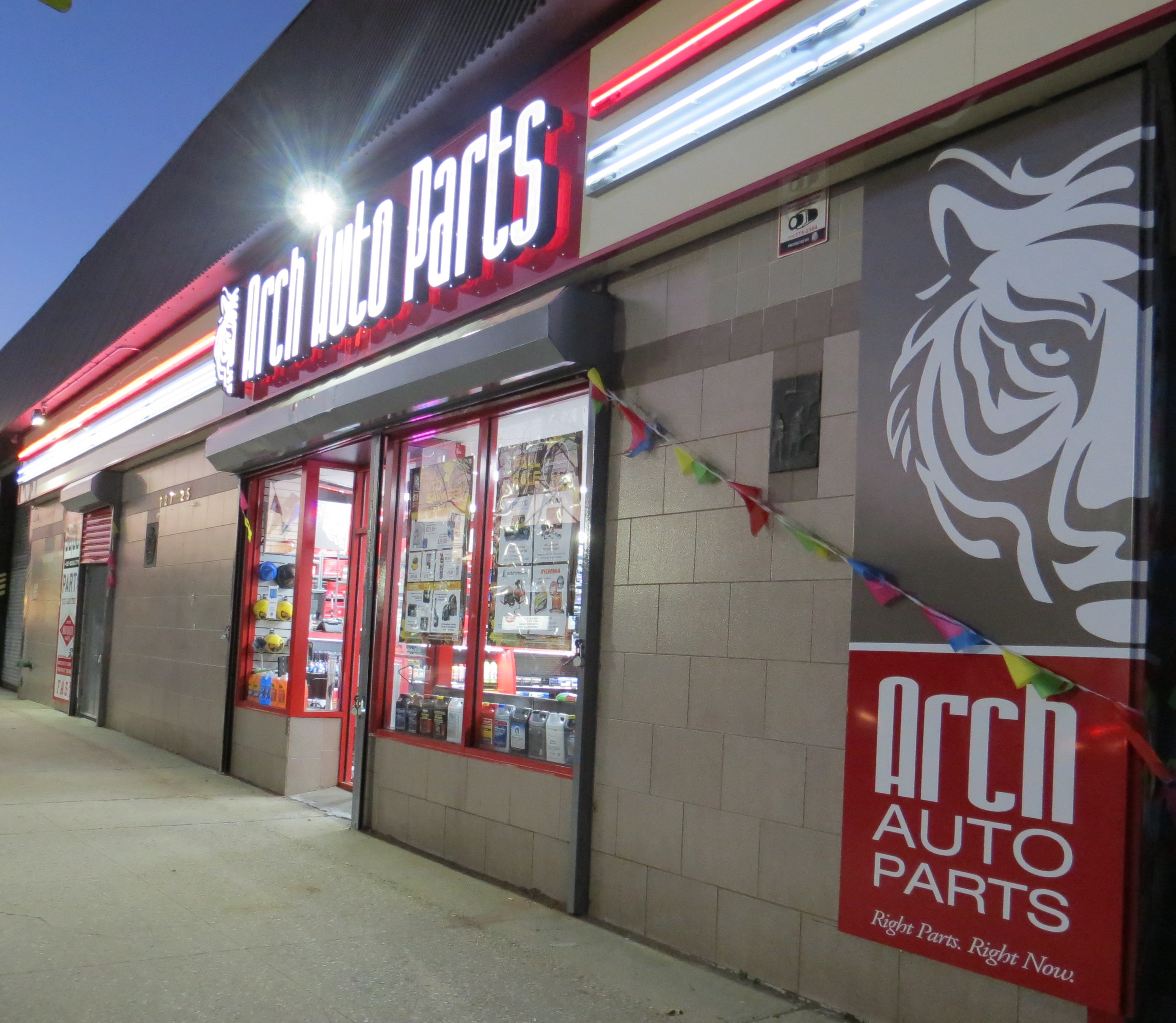 Arch Auto Parts Opens 12th NY Store; Kew Gardens Shoppers