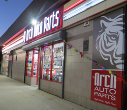Arch Auto Parts opens new store Metropolitan Ave., Kew Gardens, NY