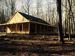 Southland Log Homes - Boy Scout Camp