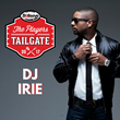 Bullseye Event Group Announces DJ Irie as Official DJ for 2017 Players Tailgate at Super Bowl LI
