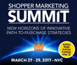 Registration Is Now Open for the 2017 Shopper Marketing Summit