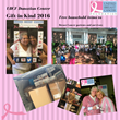 United Breast Cancer Foundation Gift-in-Kind Community Service Program Update