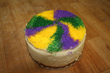 King Cake Cheesecake at Three Brothers Bakery (Photo credit: Three Brothers Bakery)