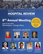Becker's Hospital Review to host the 8th Annual Meeting on April 27-20, 2017 at the Hyatt Regency, Chicago