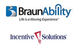BraunAbility incentive company Incentive Solutions