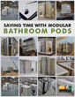 The Modular Building Institute Publishes Whitepaper: Saving Time with Modular Bathroom Pods