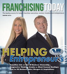 VR Business Brokers Featured in Franchising Today