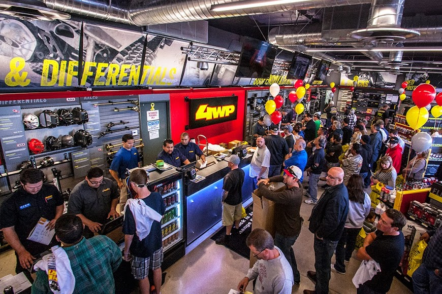 4 Wheel Parts New Store in Charleston, South Carolina ...