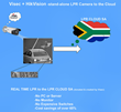 Visec Announces Embedded License Plate Recognition Using Hikvision Camera Eliminating Traditional Hardware