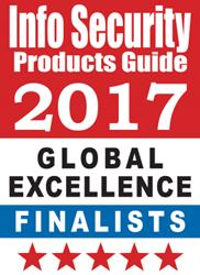 InfoSecurity Product Finalist Award 2017