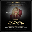 "93.5 KDAY Personality Cecilia ""Mamacita"" Valencia will kick off The T-Boz Unplugged After Party at The Redbury Hollywood"