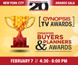 Cynopsis TV Awards Finalists and Gala Details Announced